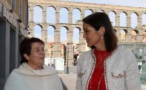 Las «palancas» de Reyes Maroto para mover el futuro de Segovia