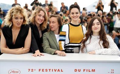 El cine francés, omnipresente en el Festival de Cannes