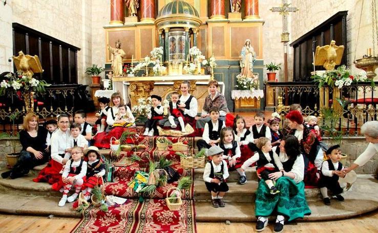 San Isidro se celebra en Torquemada