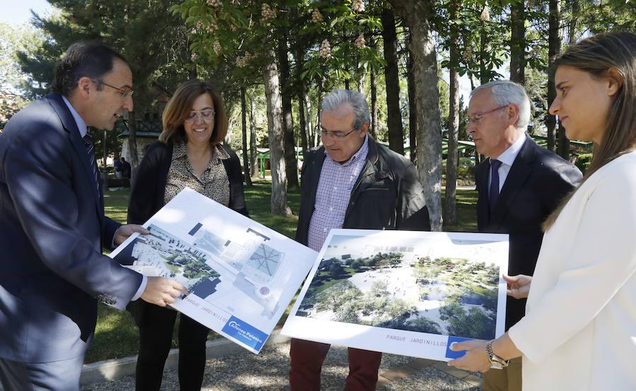 La Junta Electoral de Palencia abre un expediente de sanción contra Polanco por una presentación en campaña
