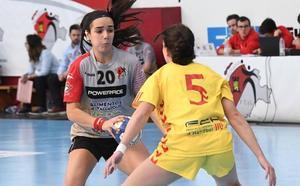Elba Álvarez, otra lateral izquierdo para el Aula Valladolid