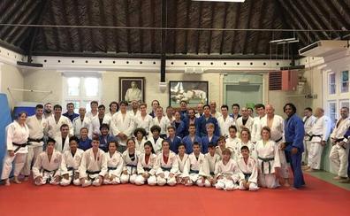 Fin de semana cargado de judo para los integrantes del Doryoku