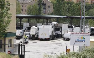 Un informe de la CHD propone demoler el parque de maquinaria y el Consistorio alega