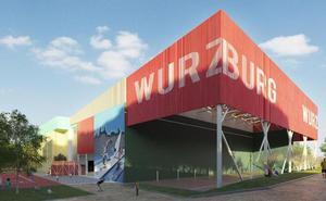 El Ayuntamiento inicia la contratación de las obras del cerramiento del frontón anexo a Würzburg
