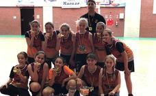 El CD Carbajosa inicia las captaciones para sus equipos de baloncesto