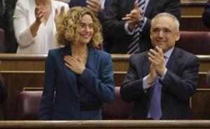 Batet dilata la suspensión de los diputados presos en un bronco estreno de la legislatura