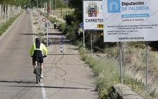 La mejora de la carretera del Monte y del carril bici se prolongará seis meses