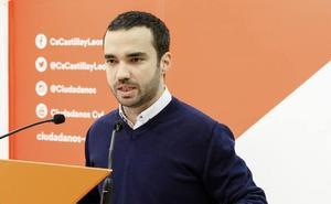 Pablo Yáñez, de apoyar a Silvia Clemente en Cs a trabajar para su marido en Patatas Meléndez