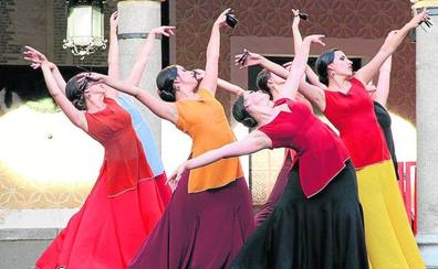 Segovia en Danza incluye un guiño a Lorca y dos galas junto al Acueducto