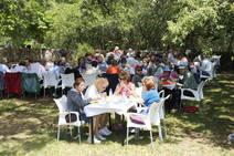Las aulas de mayores de Palencia clausuran el curso con una comida popular