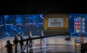 Un debate más engrasado