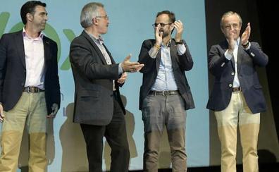 Ortega Lara: «Vox es el voto necesario, el útil lo han usado otros en su propio beneficio»