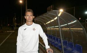 Rubén Gala, nuevo entrenador del Palencia Cristo