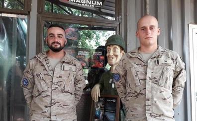 «Nuestros compañeros, son unos héroes al responder al atentado yihadista»