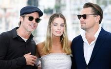 La 'locura Tarantino' invade Cannes