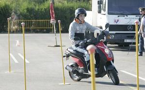 Archivan las diligencias por anomalías en la obtención del carné de moto