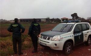 Dos detenidos por robar en una explotación agraria en el municipio vallisoletano de La Parrilla
