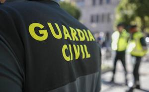 Operación antidroga de la Guardia Civil en Salamanca, Peñaranda y Mozárbez