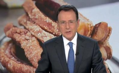Matías Prats está «frito» con el Torrezno de Soria