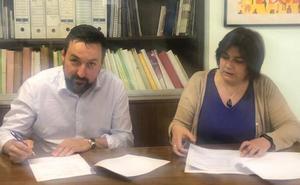 Podemos rubrica el compromiso con los vecinos de Valladolid y reafirma su veto «a las derechas»
