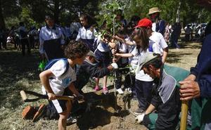 Animada jornada de sensibilización medioambiental en La Aldehuela