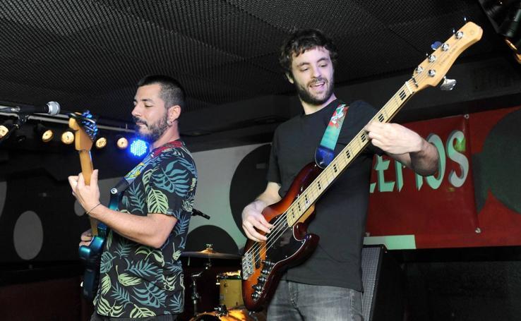 Jamones con Tacones en la sala Asklepios de Valladolid
