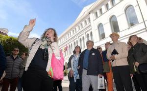 Valladolid bate récord de viajeros de enero a abril pese a no lograr máximo en Semana Santa