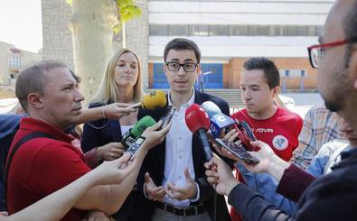 El socialistas José Luis Mateos propone que Salamanca sea «la ciudad del deporte»