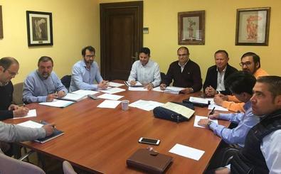 Reunión para favorecer la implantación del sector primario en la provincia