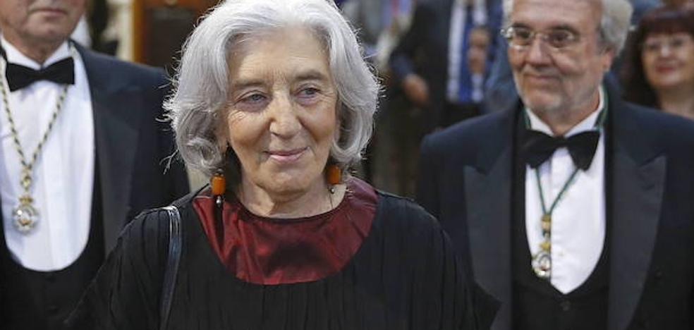 Clara Janés leerá sus poemas el viernes 24 en la Fundación Segundo y Santiago Montes