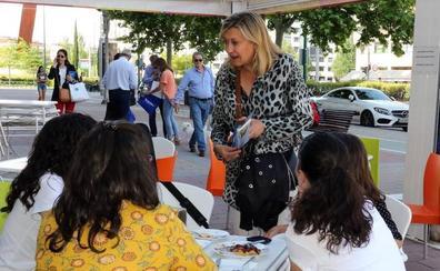 Del Olmo estudiará crear una nueva escuela infantil en Covaresa para «ayudar en la conciliación laboral»