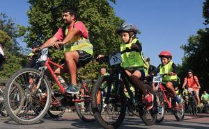 Las bicicletas inundarán Valladolid el próximo 23 de junio