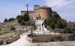 «Alguien ha torcido la verdad: la Junta no tiene intención de cobrar por ir a la ermita de San Frutos»