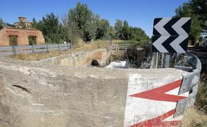 Un proyecto devolverá a la esclusa 13 del Canal de Castilla de Palencia su imagen original