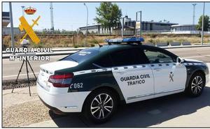 Investigan a un conductor que circulaba a 218 kilómetros por hora en la A-50 en Salamanca
