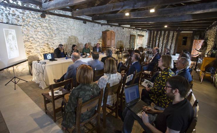 Encuentro de vino y literatura en Olivares de Duero