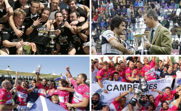 El Salvador y VRAC ponen hoy en juego la hegemonía nacional del rugby