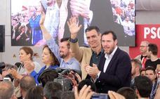Óscar Puente confía en la mayoría absoluta: «El domingo va a pasar algo grande»