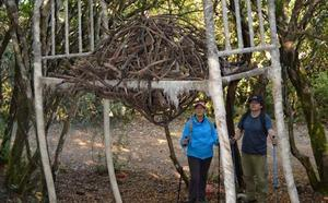 Más de 276.000 visitantes recorren los Caminos de Arte en la Naturaleza