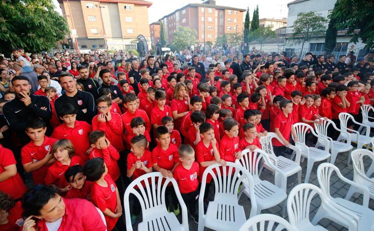 La UD Santa Marta cierra la temporada con una gran fiesta