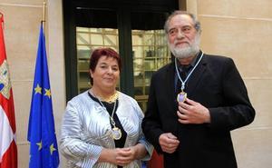 Carlos Muñoz de Pablos, «un genio del Renacimiento», recibe la Medalla al Mérito Cultural de Segovia