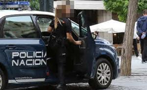 Un detenido por robar en seis vehículos y dos trasteros del interior de un garaje comunitario en Valladolid