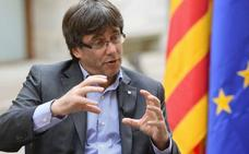 La euroorden, en el punto de mira por Puigdemont