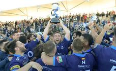 Todas las fotos de la final de rugby entre El Salvador y el VRAC