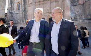 Cs promete trabajar para que la Universidad sea el motor del crecimiento de Salamanca