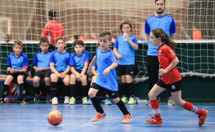Torneo Aviva Intersala de Fútbol Sala en Salamanca
