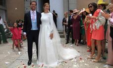 El candidato del PP a la alcaldía de Segovia, Pablo Pérez, se casa en la jornada de reflexión