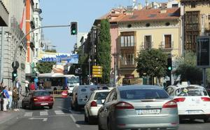Correos pone de nuevo a la venta las etiquetas medioambientales en Valladolid