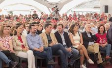 Pedro Sánchez cierra la campaña en Valladolid