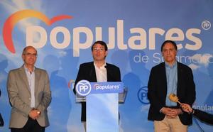 El PP mantiene el tipo en Salamanca pese a perder un concejal mientras el PSOE le pisa los talones y decidirá Cs